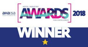 AHASA Award Winner 2018